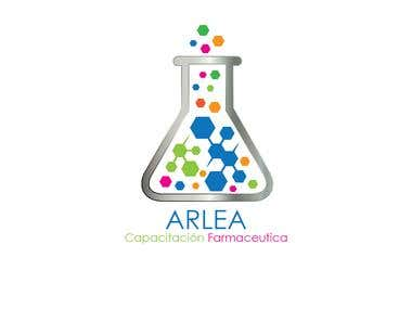 Logo for the pharmaceutical laboratory