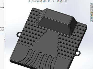 Box Enclosure Design-Need CAD Files