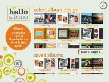 Hello Albums