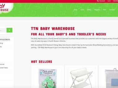 Online baby store Australia