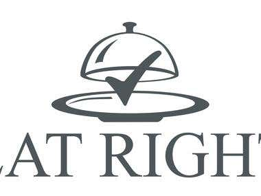Design a Logo for Eat Right