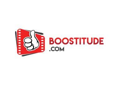 Logo for boostitude.com