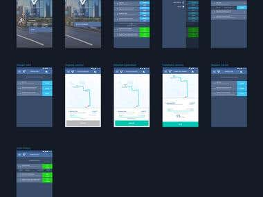 Market Executive Tracking App