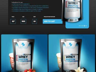 Sports Nutrition Bodybuilding.ua