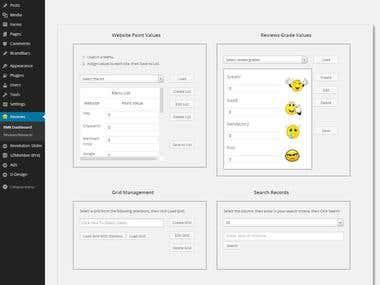Plugin for Rewardsmyreview site
