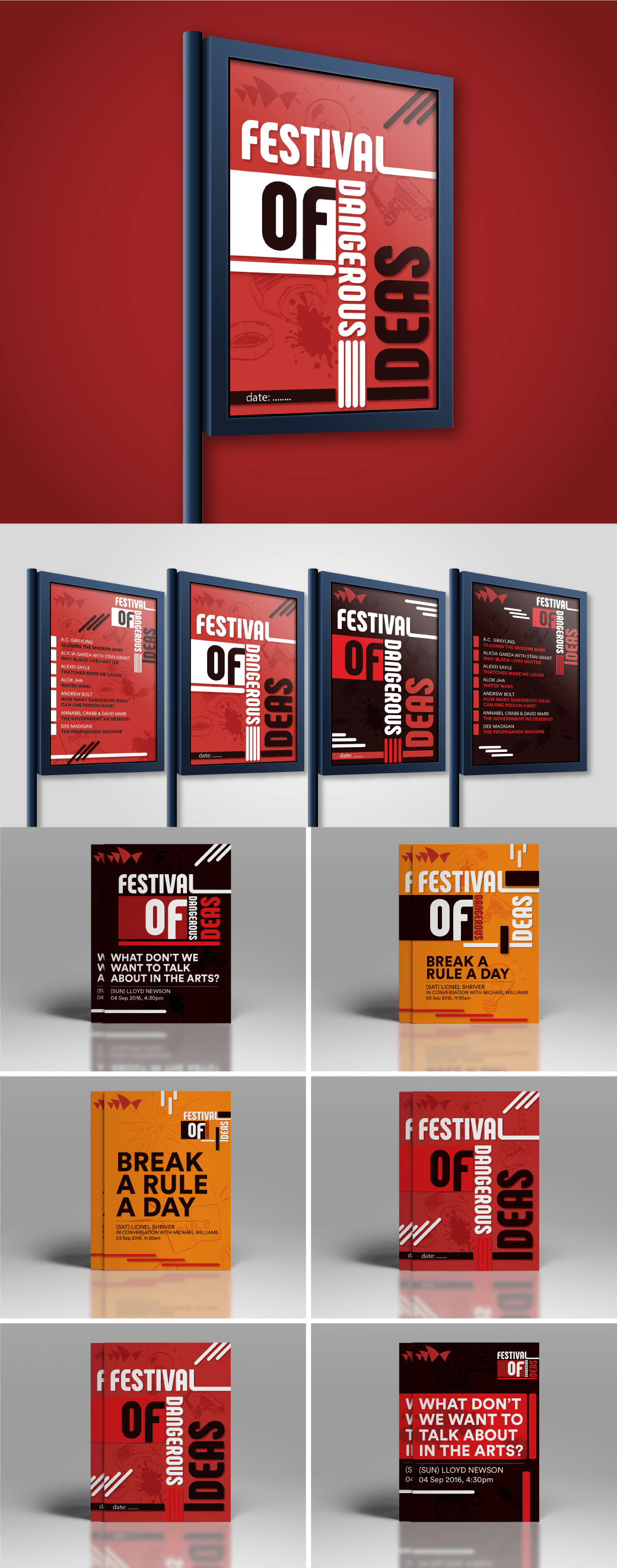 Flayer and poster desing