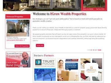 Property Website