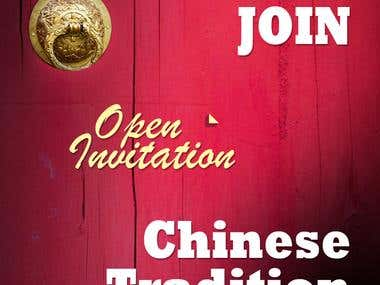 Join Chinese Tradition