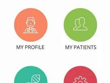 Doctor Care- App for Doctor-patient interaction