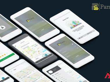 Taxi Application for Mobile App
