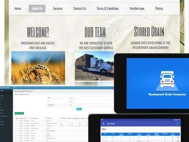 Wycheproofgraincompany Mobile & Web Development