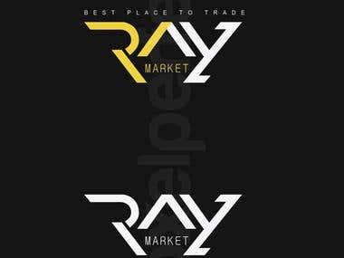 Logo Design For Rayz Markets