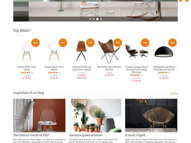 Furn Pact- Online Furniture Store