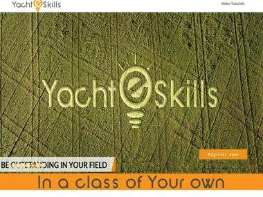 https://yachteskills.com/ tutorials & training on yachting