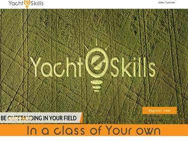 https://yachteskills.com/ tutorials & training on yachting