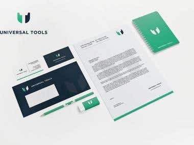 Logo for Tools company