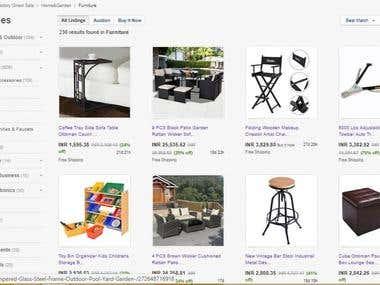 Shopify Product Data & Upload