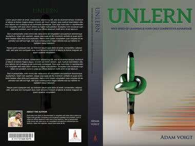PSD Book Cover Design