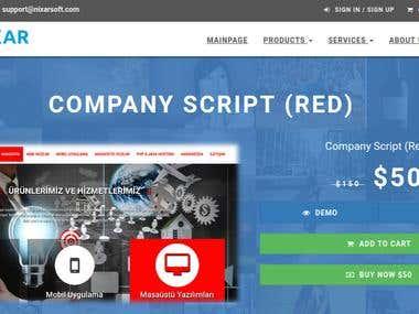 www.nixarsoft.com software company website