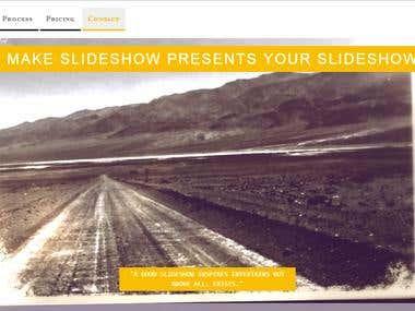 Imake slide show