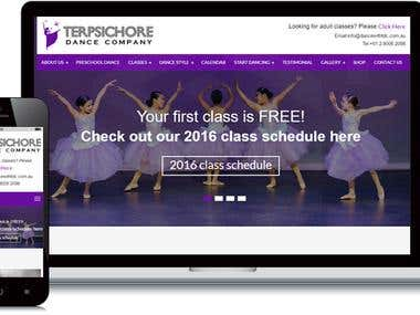 TERPSICHORE DANCE WORLD