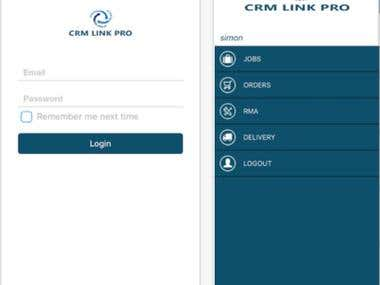 CRM Link Pro - IOS