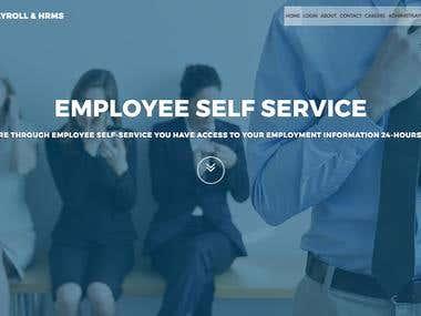 Employee Portal - Asp.net