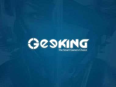 Geeking Logo.