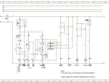 Electrical Schematic Sample