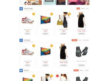 Online Store Development