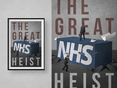 The Great NHS Heist