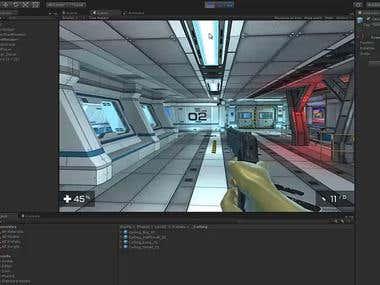 FPS Game development