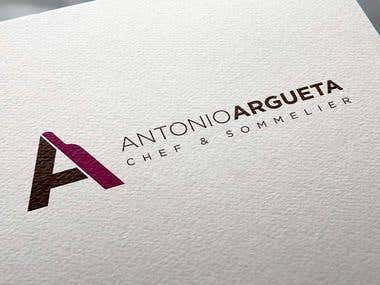 Logo Antonio Argueta