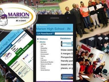 MARION COMMUNITY SCHOOLS APP