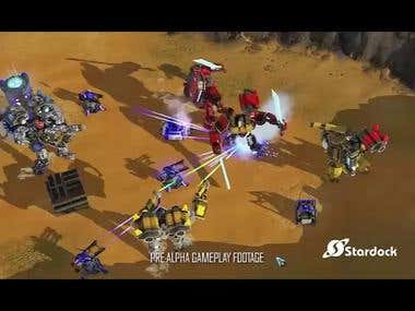 RTS Game development