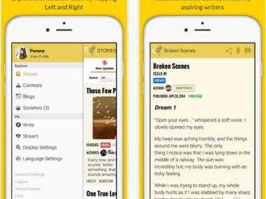 Penana - IOS App