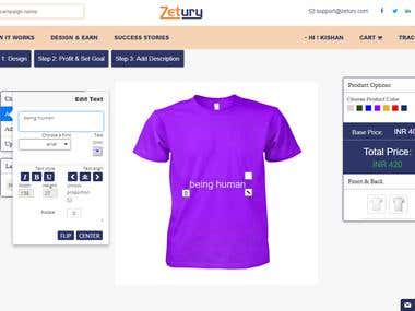 Crowd funding with E commerce