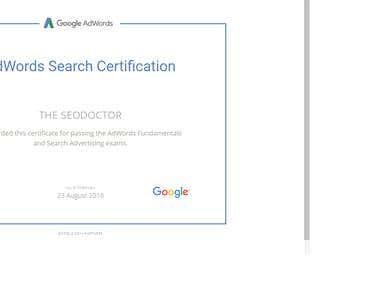 Clear the Google Adwords Exam with 91.00%