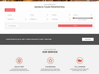 Website - Property