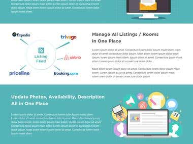Website - Listing