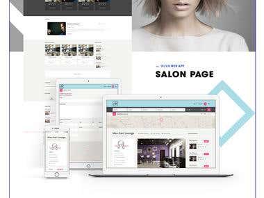 B2C Web App