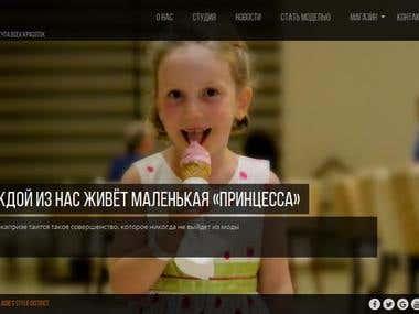 lsdistrict (Photographer/video editors Portfolio website)