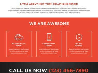 Website - Cellphone Repair