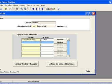 Oracle Forms Development
