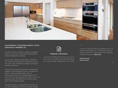 Nouveauhomes(Properties selling website )