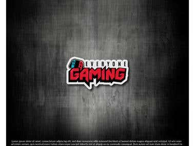Everyone gaming logo