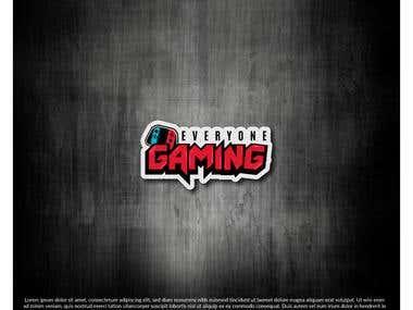 Everyone gaming logo