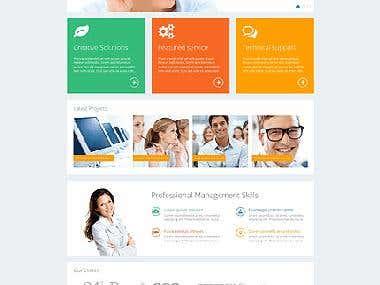 Company Page (Demo)