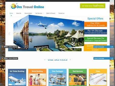 Online Booking Services