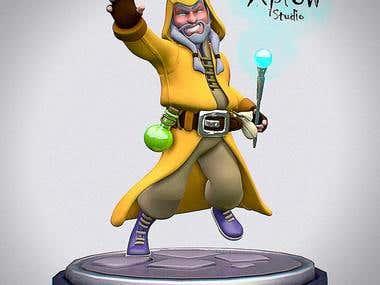 3D Wizard